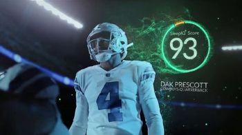 Sleep Number TV Spot, 'The Night Before' Ft. Dak Prescott