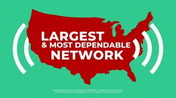 Total Wireless TV Spot, 'A Great Network' - Thumbnail 5