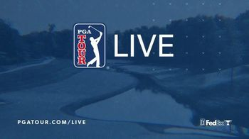 PGA TOUR Live TV Spot, 'Don't Miss a Moment: Featured Groups and Holes' - Thumbnail 10