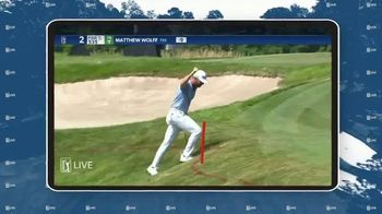 PGA TOUR Live TV Spot, 'Don't Miss a Moment: Featured Groups and Holes' - Thumbnail 2