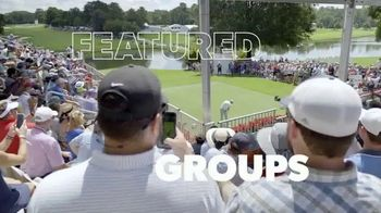 PGA TOUR Live TV Spot, 'Don't Miss a Moment: Featured Groups and Holes' - Thumbnail 4