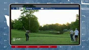 PGA TOUR Live TV Spot, 'Don't Miss a Moment: Featured Groups and Holes' - Thumbnail 8