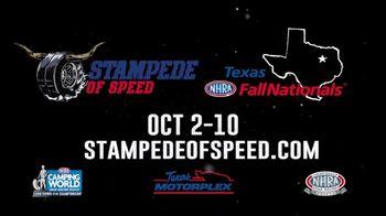 NHRA TV Spot, '2021 Stampede of Speed' - Thumbnail 10