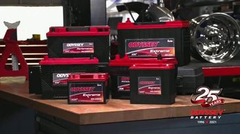 Odyssey Battery TV Spot, 'Humble Bginnings' - Thumbnail 5
