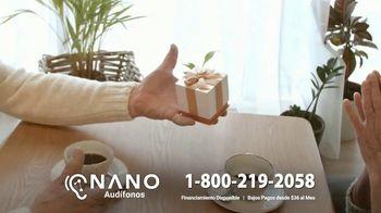 Nano Hearing Aids CIC Recharge TV Spot, 'Pequeños pero potentes' [Spanish] - Thumbnail 4