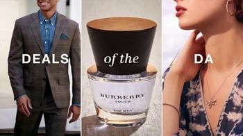 Macy's One Day Sale TV Spot, 'Fragrances, Jewelry and Same Day Delivery'