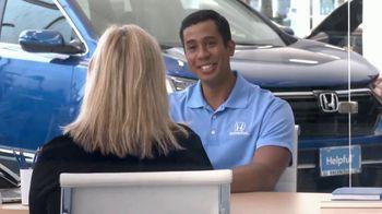 Honda Summer Sales Event TV Spot, 'Random Acts of Helpfulness: Dealership Surprise: Valentina' [T2]