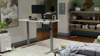 Vari TV Spot, 'Standing Desks: 15% Off' - Thumbnail 6