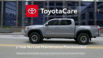 Toyota 5 Big Reasons Event TV Spot, 'Reasons to Buy a Tacoma' [T2] - Thumbnail 4