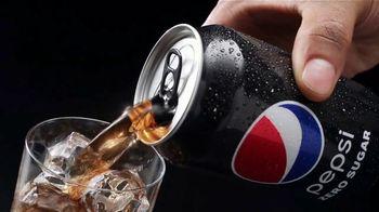 Pepsi Zero Sugar TV Spot, 'Folding Laundry'