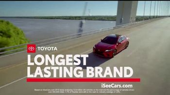 Toyota Certified Used Vehicles TV Spot, 'Synonymous With Trust' [T2]