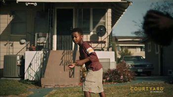 Courtyard TV Spot, 'Passion Fuels the Journey' Featuring Davante Adams - Thumbnail 3