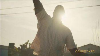 Courtyard TV Spot, 'Passion Fuels the Journey' Featuring Davante Adams - Thumbnail 4