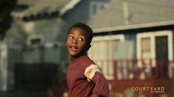 Courtyard TV Spot, 'Passion Fuels the Journey' Featuring Davante Adams - Thumbnail 5