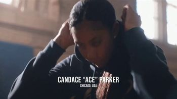 adidas TV Spot, 'Impossible Is Nothing: Candace Parker' Ft. Patrick Mahomes, Derrick Rose - Thumbnail 9