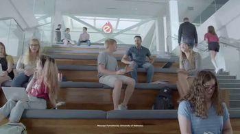 University of Nebraska-Lincoln TV Spot, 'Momentum' - 9 commercial airings
