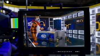 Frosted Flakes TV Spot, 'Top Two In the Room' Featuring Scott Van Pelt, Najee Harris - Thumbnail 1