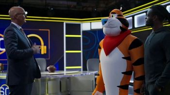 Frosted Flakes TV Spot, 'Top Two In the Room' Featuring Scott Van Pelt, Najee Harris - Thumbnail 5