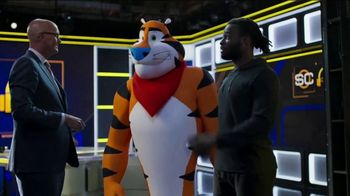 Frosted Flakes TV Spot, 'Top Two In the Room' Featuring Scott Van Pelt, Najee Harris - Thumbnail 8