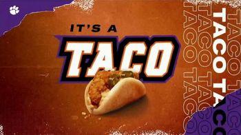 Taco Bell Crispy Chicken Sandwich Taco TV Spot, 'The Great Debate' Featuring Brian Huskey