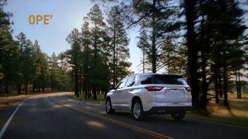 Chevrolet Open Road TV Spot, 'Open' [T2] - Thumbnail 2