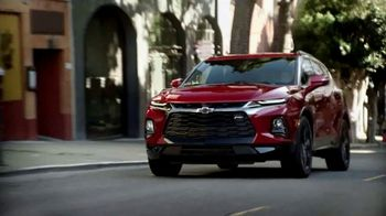 Chevrolet Open Road TV Spot, 'Open' [T2] - Thumbnail 4