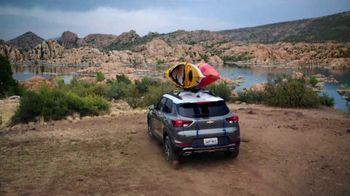 Chevrolet Open Road TV Spot, 'Open' [T2] - Thumbnail 5