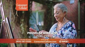 Consumer Cellular TV Spot, 'NBY Folks: $25 Off' - Thumbnail 10