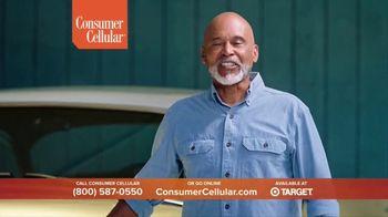 Consumer Cellular TV Spot, 'NBY Folks: $25 Off' - Thumbnail 2