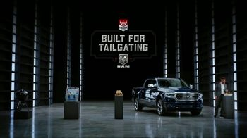 Ram 1500 Limited TV Spot, 'Tailgating Checklist' Featuring Marty Smith [T1] - Thumbnail 8