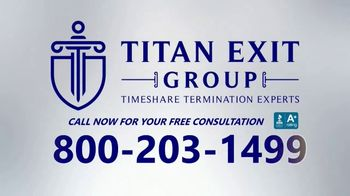 Titan Exit Group TV Spot, 'Are You Wasting Money on a Timeshare?' - Thumbnail 8