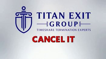 Titan Exit Group TV Spot, 'Are You Wasting Money on a Timeshare?' - Thumbnail 3