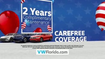 Volkswagen Labor Day Sale TV Spot, 'Limited Time Specials' [T2] - Thumbnail 4
