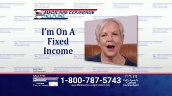Medicare Coverage Helpline TV Spot, 'Fixed Income' Featuring Joe Namath - Thumbnail 1