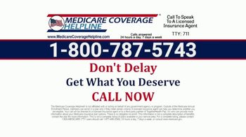 Medicare Coverage Helpline TV Spot, 'Fixed Income' Featuring Joe Namath - Thumbnail 6