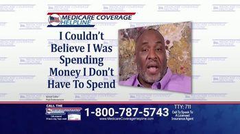 Medicare Coverage Helpline TV Spot, 'Fixed Income' Featuring Joe Namath - Thumbnail 3