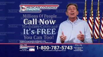 Medicare Coverage Helpline TV Spot, 'Fixed Income' Featuring Joe Namath - Thumbnail 5