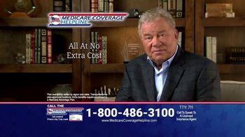 Medicare Coverage Helpline TV Spot, 'Medicare Has Changed' Featuring William Shatner