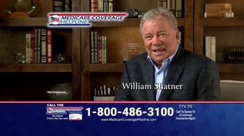Medicare Coverage Helpline TV Spot, 'Medicare Has Changed' Featuring William Shatner - Thumbnail 1