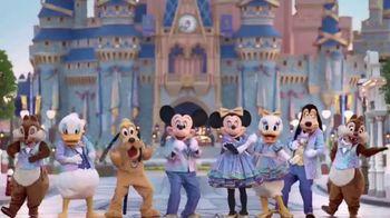 Disney World TV Spot, 'The Magic Is Calling: 50th Anniversary'