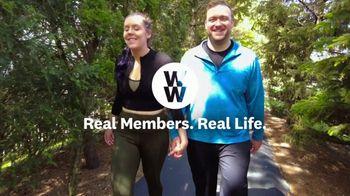 WW TV Spot, 'Free Trial: Fall: Nikki, Adam, Tuesday' - Thumbnail 2