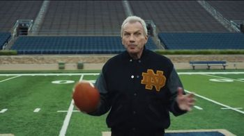 Guinness TV Spot, 'Notre Dame: Bigger Than That' Featuring Joe Montana - 2 commercial airings