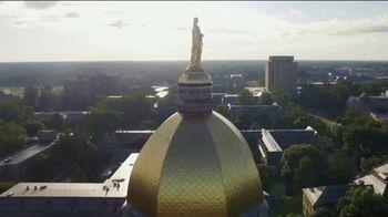 Guinness TV Spot, 'Notre Dame: Bigger Than That' Featuring Joe Montana - Thumbnail 2