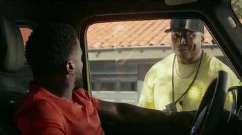 SiriusXM Satellite Radio TV Spot, 'The Home of SiriusXM Presents: Gizmos' Featuring Kevin Hart, LL Cool J - Thumbnail 3