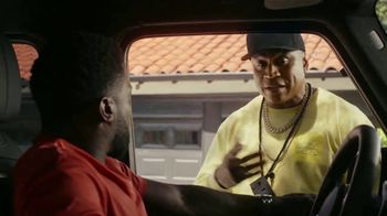 SiriusXM Satellite Radio TV Spot, 'The Home of SiriusXM Presents: Gizmos' Featuring Kevin Hart, LL Cool J - Thumbnail 4