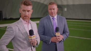 Eckrich TV Spot, 'National Tailgate Champion' Featuring Marty Smith - 6 commercial airings
