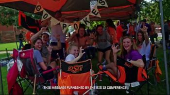 Big 12 Conference TV Spot, 'Welcome Back' - Thumbnail 5