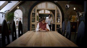 Bikaji Papad TV Spot, 'Head of the Table' Featuring Amitabh Bachchan