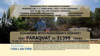 Kresch Legal Services TV Spot, 'Parkinson's' - Thumbnail 3