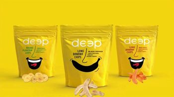 Deep Indian Kitchen Banana Chips TV Spot, 'Happy Chips'